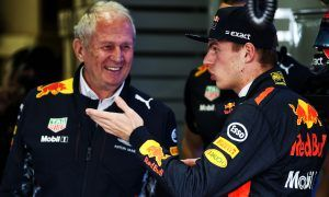Verstappen follows Vettel as Helmut Marko's 'new project'