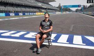 Mitch soaks up the ePrix atmosphere in Mexico