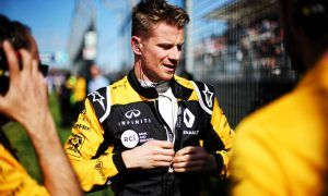 Hulkenberg: 'Important to be brave in Baku, but mind the walls!'