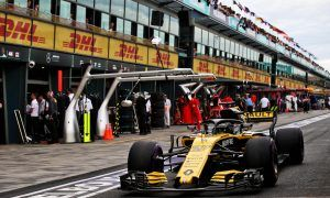 Renault's confirms progress, but drivers wanted more...