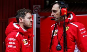 Vettel happy with Ferrari reliability but wants more performance