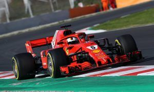 Vettel names the car which follows the capricious 'Gina'