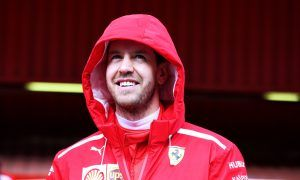 It's early days, but Vettel names his favourite