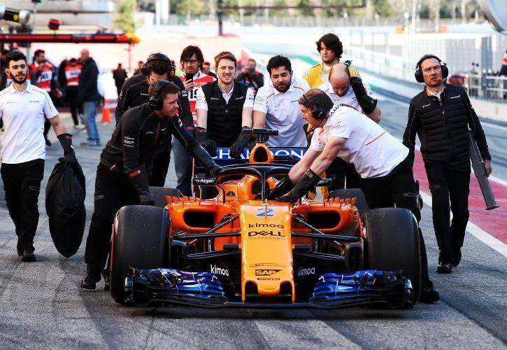 Stoffel Vandoorne concerned as McLaren problems continue