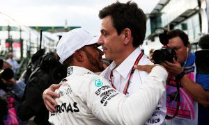 Blistering pole lap down to Hamilton, not car - Wolff