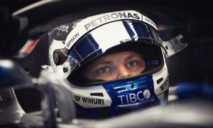 Bottas admits potential contract talks could be 'disturbing'