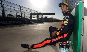 Gallery: Wednesday's build-up to the Aussie GP
