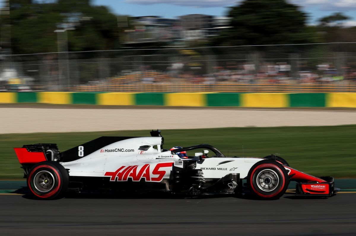 Haas shows class, then farce in Australia Grand Prix