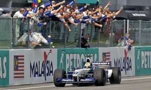 2002 Sepang, Malaysia, Ralf Schumacher (BMW WilliamsF1 Team)