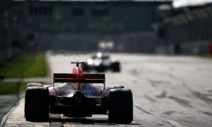 Overtaking gets a boost in Melbourne with third DRS zone