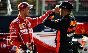 Vettel opens the door of the House of Maranello to Ricciardo!