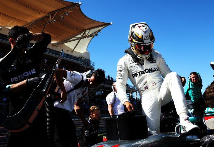 F1 launches first-ever global marketing campaign