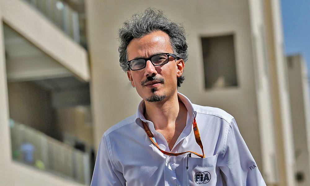 Laurent Mekies (FRA) FIA Safety Director