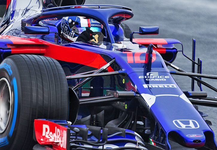 Key: Honda engine not far behind Renault's