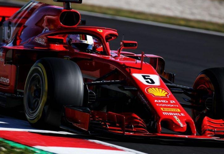 McLaren's woes continue as Vettel sets Day 1 pace in Spain