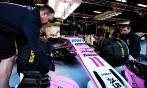Force India struggling, but 'good step' forward will come - Perez