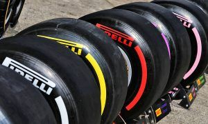 Pirelli calculates speed differences between new compounds