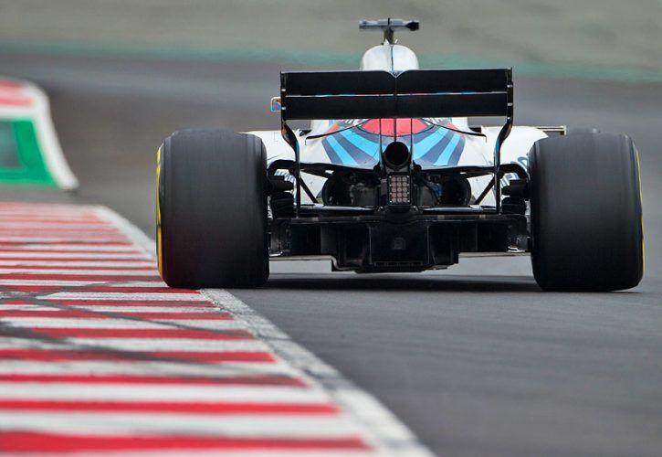 Robert Kubica (POL) Williams FW41 Reserve and Development Driver.
