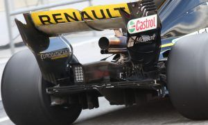 Renault unfazed by blown wing illegality claims