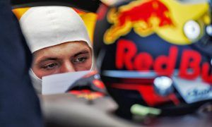 Max Verstappen (NLD) Red Bull Racing RB14