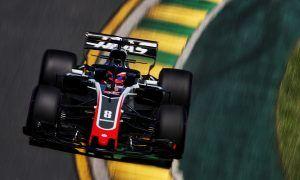 Grosjean confirms 'dark horse' speed of Haas VF-18