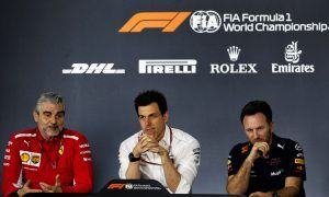 War of words ignites between Horner and Arrivabene!