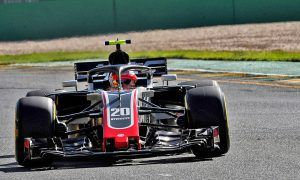 Magnussen not getting carried away by top five grid spot