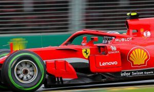 Vettel fastest in wet-to-dry final practice session