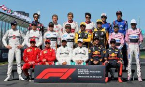Australian GP: Sunday's action in pictures