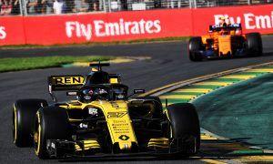 Hulkenberg sees P7 as just reward for Renault's hard work