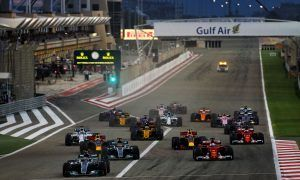FIA lengthens second DRS zone for Bahrain GP