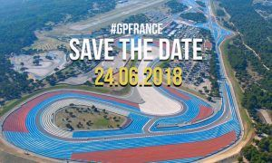 French Grand Prix gets a title sponsor for its 2018 return