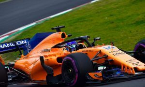 McLaren performance in-line with expectations - Alonso