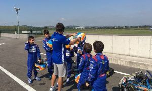 Fernando Alonso visits his favourite F1 breeding ground