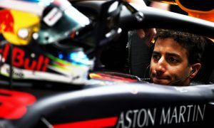 Ricciardo closes in on grid penalty with new energy store