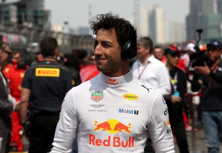 Red Bull Issue Ricciardo Ultimatum