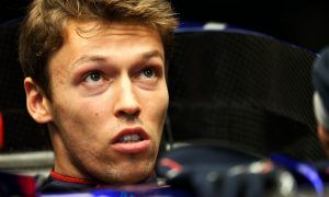 Kvyat back behind the wheel at Fiorano with Ferrari!