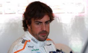 Frustrated Alonso could be heading off into the sunset