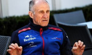 Tost wants Toro Rosso to become regular top-ten contender