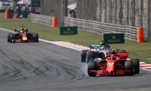 Raikkonen says unpredictability among front-runners is 'nice'