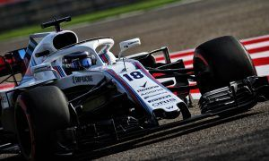 Stroll making the most of 'slowest car' in the field