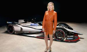 Nissan Formula E launch tour gets a spark from Margot Robbie