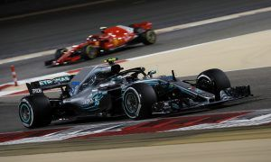 Bahrain opened Mercedes' eyes to W09 weakness - Bottas