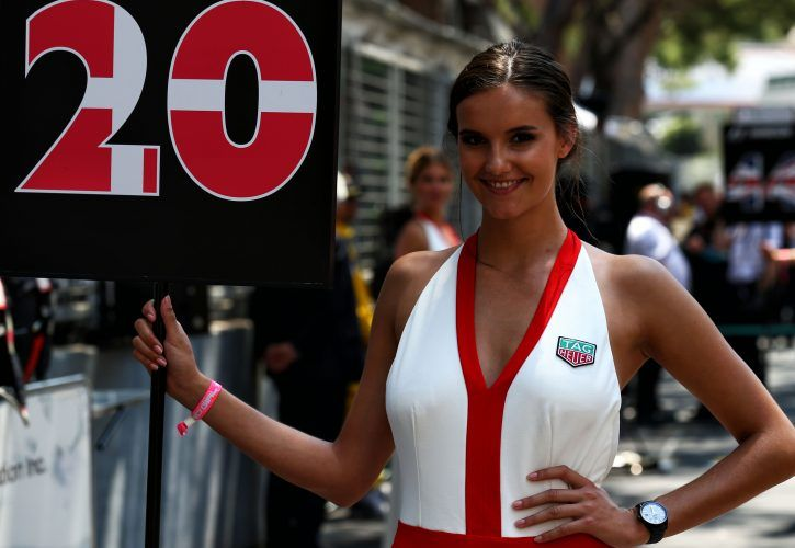 Monaco to defy Liberty's grid girl ban