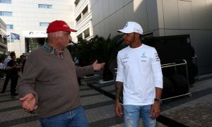 Lauda adamant Hamilton will sign new Mercedes deal