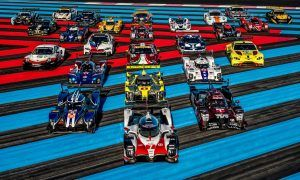 An impressive array of power kicks off the WEC's Super Season