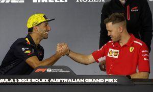 Ricciardo 'swears' he hasn't signed anything with Ferrari!
