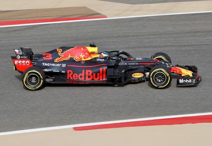 Daniel Ricciardo (AUS), Red Bull Racing. Bahrain Grand Prix practice