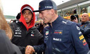 Hamilton and Verstappen put to rest Bahrain squabble