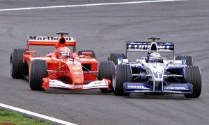 No room in F1 for April Fools in 2001